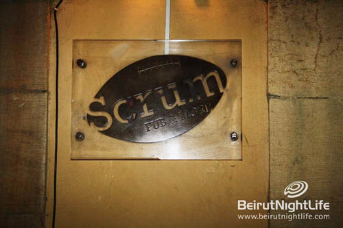 Summer in Lebanon: Scrum Pub Gemmayzeh
