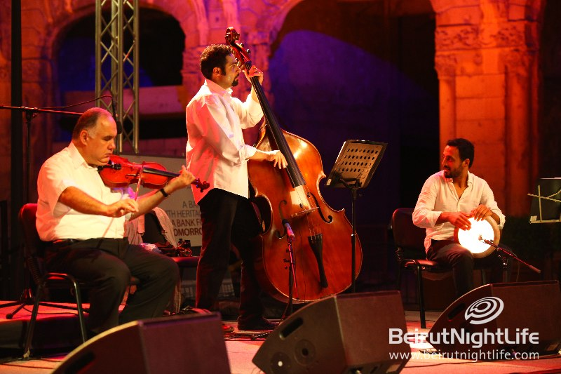 Souk Beirut Turns Orchestra