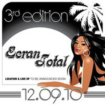 Ecran Total: Day Time Beach Party (3RD Edition)