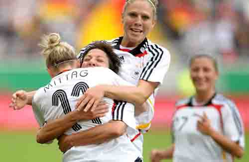 Germany FIFA U-20 Women's World Cup Champions