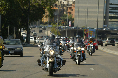 Harley-Davidson sets up shop in Lebanon worth 2.5 Million Dollars