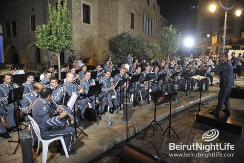 Lebanese Internal Security Forces Orchestra