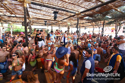 The Beach Bar Revolution at Eddé Sands