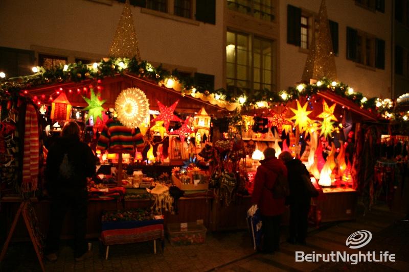 Around the World: Zurich Christmas 2009