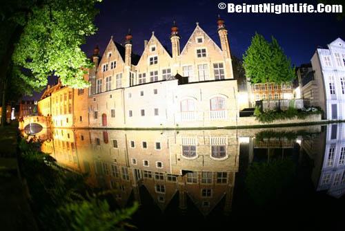 Around the World: Bruges Belgium