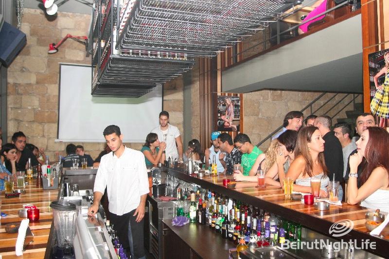 Beirut Nights: Copper Gemmayzeh