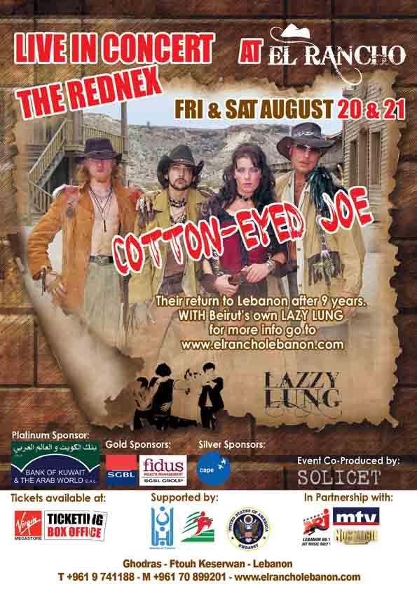 The Rednex at El Rancho