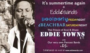It's summertime again at Eddé Sands