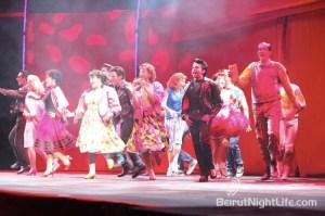 Byblos International Festival 2009: Grease Musical