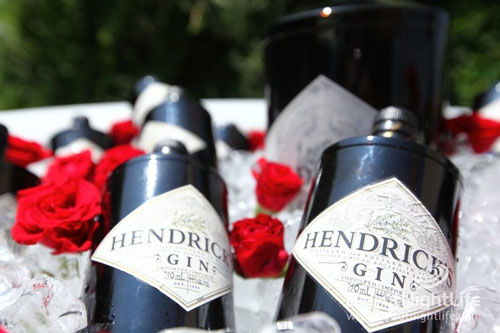 Hendrick's Gin launch Montagnon