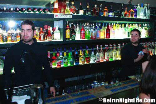 Lebanese Nights: Sinners Gemmayzeh