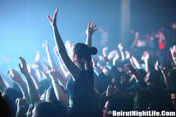 Tiesto Live in Lebanon 2009- Part 3