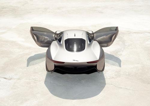 Jaguar Electric Supercar Unvieled