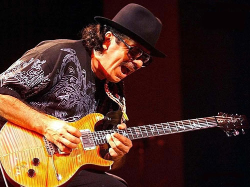 "Carlos Santana: ""Guitar Heaven … The Greatest Guitar Classics of All Time"""