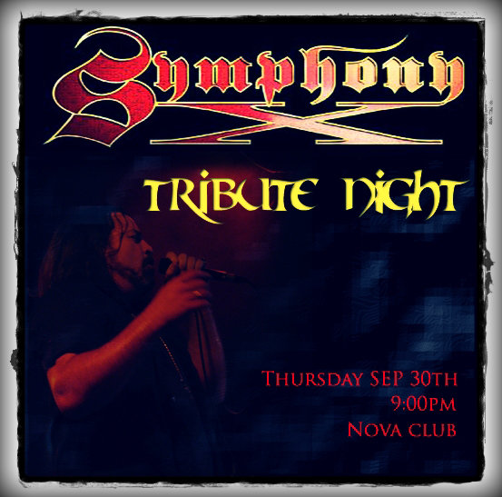 Symphony X – Tribute Night