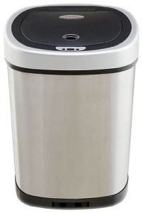 Touchless Infrared Automatic Trash Can