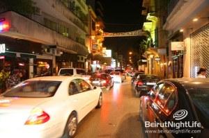 NON-STOP Action in Gemmayzeh