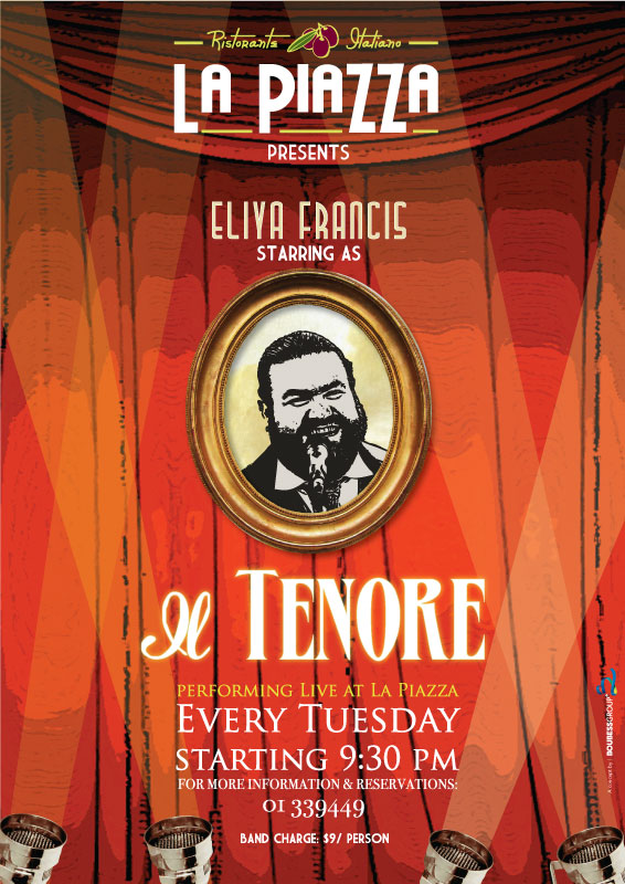 IL TENORE is proudly back!
