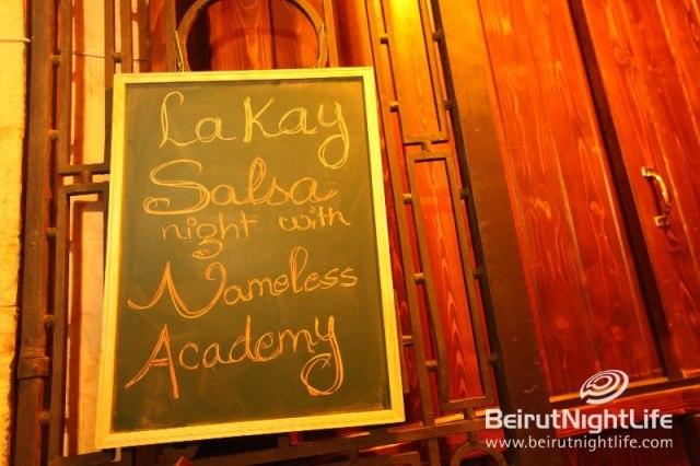 Salsa Night at Lakay