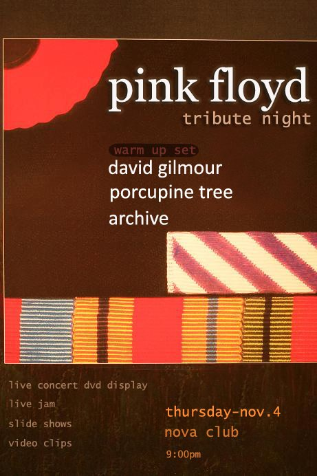 Pink Floyd – Tribute Night