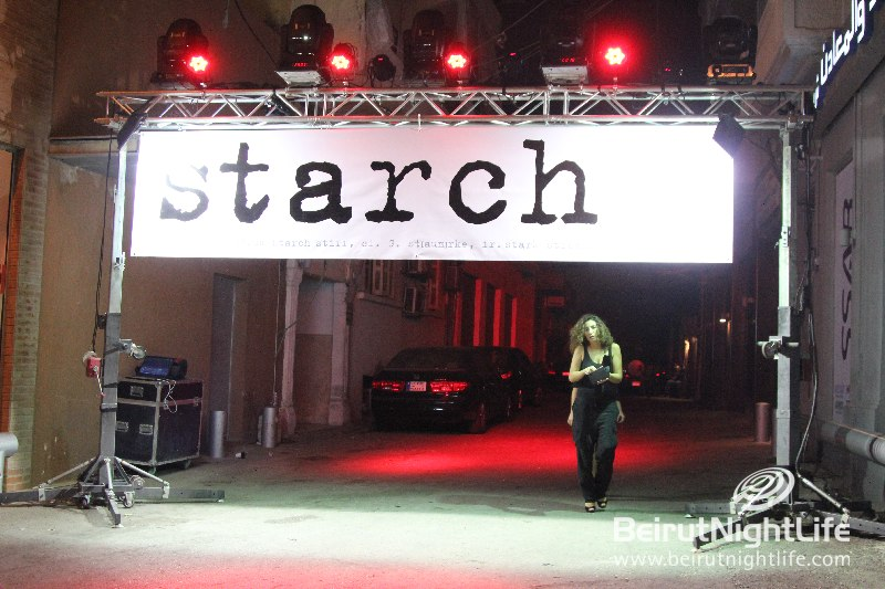 Starch Fundraising Party at the Basement