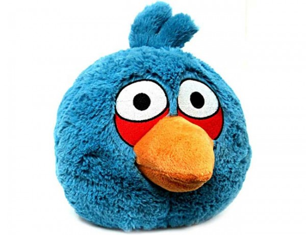 Hug your Angry Bird!