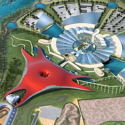 Ferrari World opening in Abu Dhabi postponed