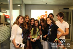 Meeting the Stars from NRJ Music Tour