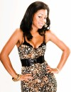 Renee Divine modeling a tight leopard print dress with a black belt e1290187497445 La Wlooo!!...Vulgar Women, NOT Sexy