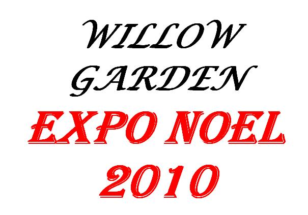 Christmas Fair At Willow Garden