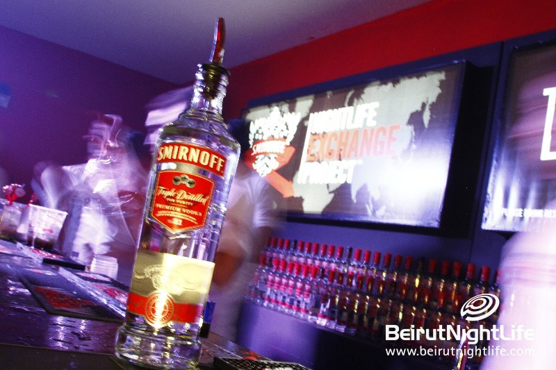 Beirut Becomes Bangkok For One Night Only with Smirnoff's Nightlife Exchange Project