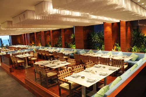 White Coast: Classy Mediterranean Seafood Restaurant