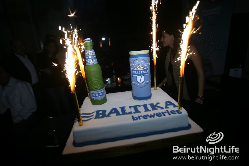 MYU Celebrates Baltika Non-Alcoholic Malt
