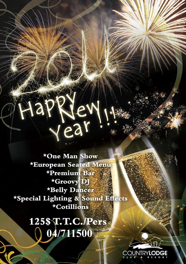 New Year's Eve At Country Lodge