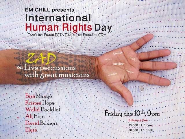 International Human Rights At EM Chill