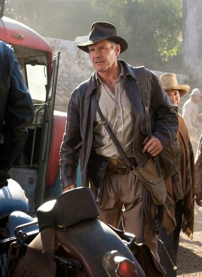 Harrison Ford Wants to Kill Indiana Jones