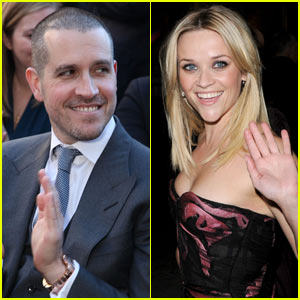 Reese Witherspoon Engaged and Happy