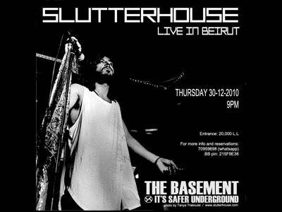SlutterHouse In Concert At The Basement