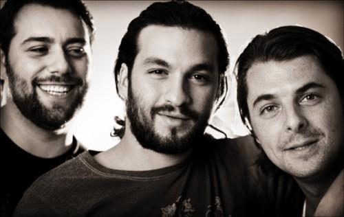 Swedish House Mafia: The Hot Trio