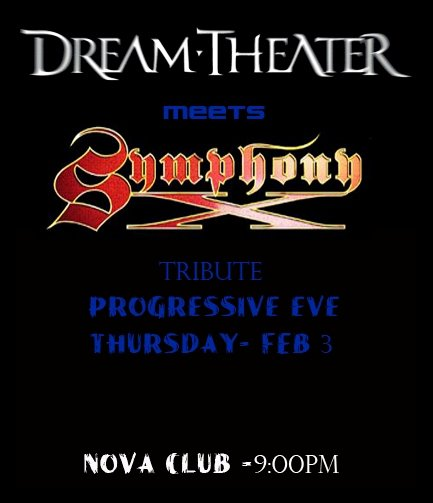 Progressive Eve Where Dream Theater Meets At Nova
