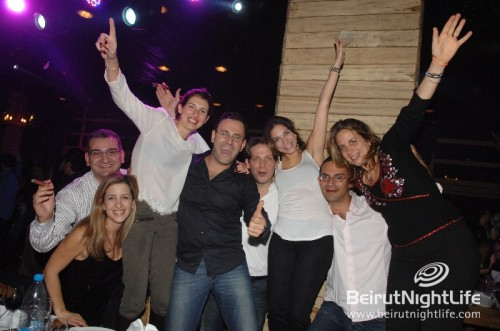 Le 1700 NYE 2011: A Charming Unforgettable Evening