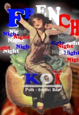 French Night At Koi