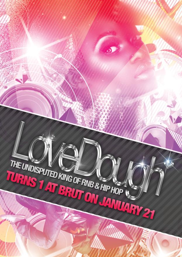 LoveDough Turns 1 At Brut
