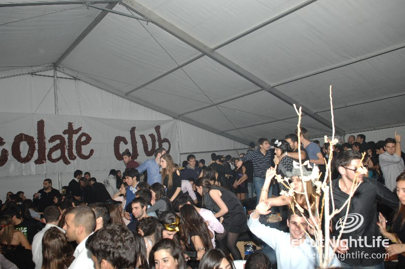 Faqra Dome Celebrates NYE 2011