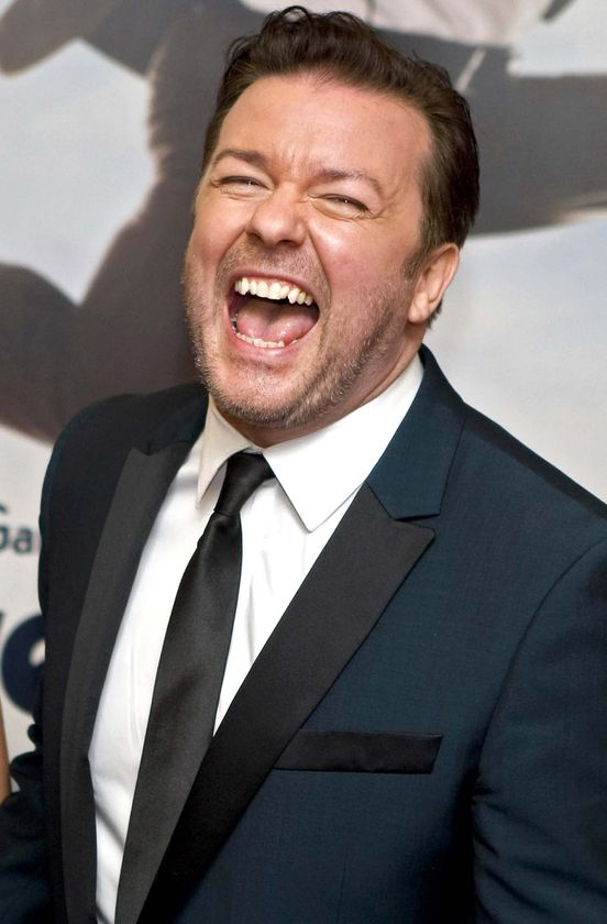 Ricky Gervais Will Not Apologize for Anything