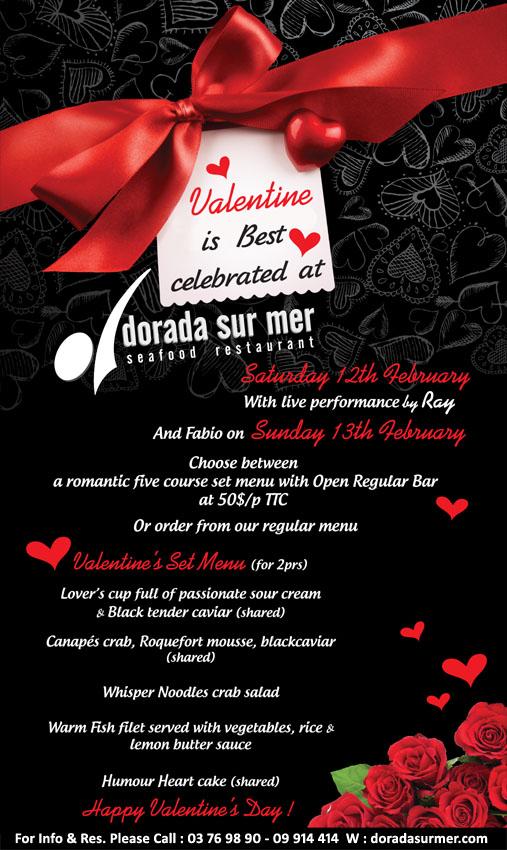 Valentine At Dorada Sur Mer