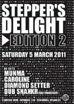 Stepper's Delight Edition 2 At Zico House