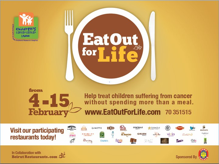 Eat Out For Life