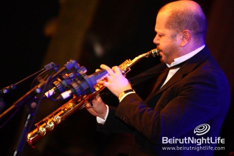 Stephono Di Battista Jazzes Up Music Hall
