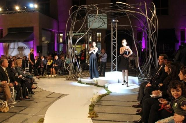 Jeweler's Souk Turns Fashion Show
